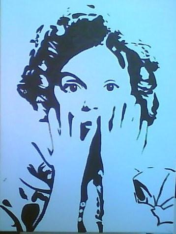 Shirley Temple por IVYontheWALL